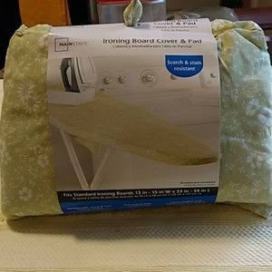 Ironing board pad and cover new